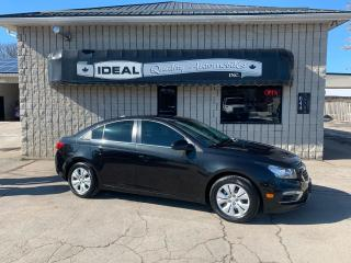 Used 2015 Chevrolet Cruze 1LT for sale in Mount Brydges, ON