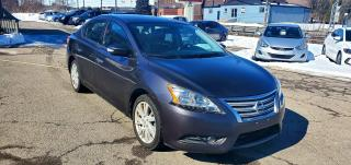 Used 2013 Nissan Sentra SV for sale in Guelph, ON