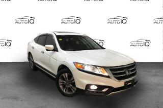 Used 2014 Honda Accord Crosstour 5dr HB EX-L 4WD for sale in Sault Ste. Marie, ON