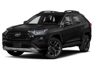 New 2021 Toyota RAV4 TRAIL for sale in Ancaster, ON