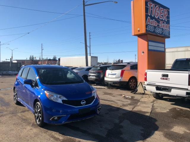 2015 Nissan Versa Note SR**ONLY 29KMS*SPORT EDITION*AUTO*CAM*CERTIFIED