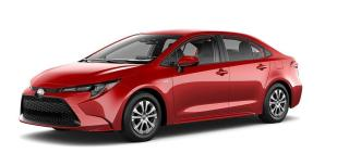 New 2021 Toyota Corolla Hybrid Base Li for sale in Renfrew, ON