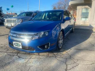 Used 2011 Ford Fusion SELAS IS for sale in Mississauga, ON