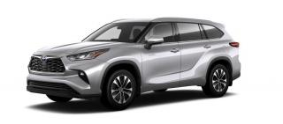 New 2021 Toyota Highlander HYBRID XLE for sale in Renfrew, ON