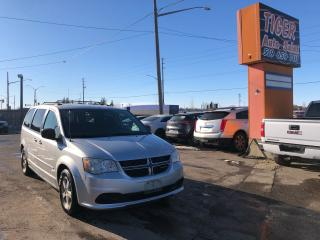 Used 2011 Dodge Grand Caravan SXT*CLEAN*STOWNGO*ONLY 126KMS*CERTIFIED for sale in London, ON