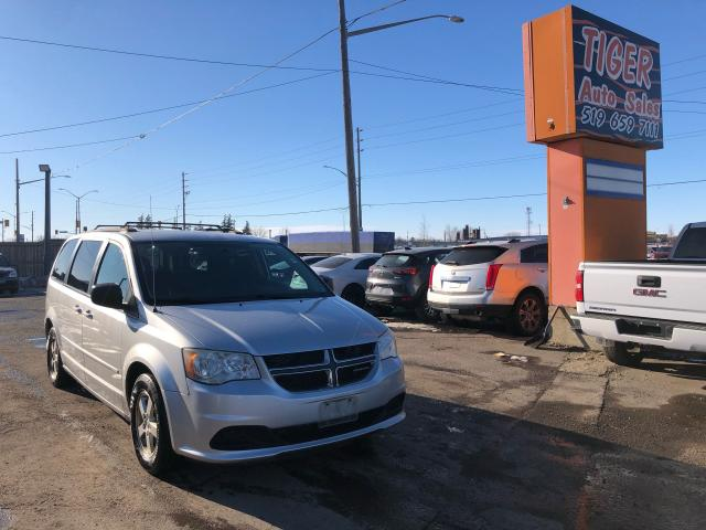 2011 Dodge Grand Caravan SXT*CLEAN*STOWNGO*ONLY 126KMS*CERTIFIED