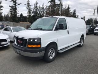 Used 2019 GMC Savana cargo for sale in Abbotsford, BC