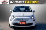 2015 Fiat 500 5 SPEED / 4 PASSENGER / REAR WIPER / USB INPUT Photo25