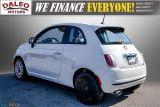2015 Fiat 500 5 SPEED / 4 PASSENGER / REAR WIPER / USB INPUT Photo28