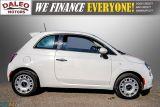2015 Fiat 500 5 SPEED / 4 PASSENGER / REAR WIPER / USB INPUT Photo31