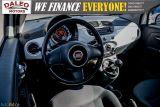 2015 Fiat 500 5 SPEED / 4 PASSENGER / REAR WIPER / USB INPUT Photo38