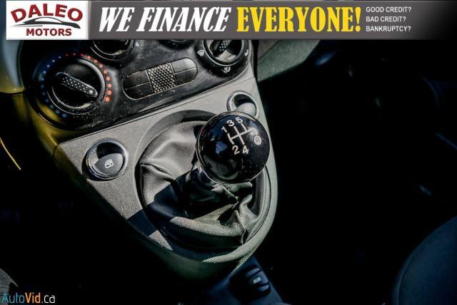 2015 Fiat 500 5 SPEED / 4 PASSENGER / REAR WIPER / USB INPUT Photo20