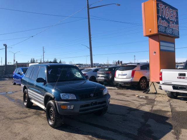 1999 Toyota RAV4 AUTO*4X4*NO RUST*OUT OF PROVINCE*RUNS GREAT*AS IS
