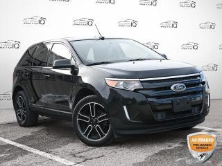 Used 2013 Ford Edge SEL Navigation | Vista Sunroof | Sport Appearance Pkg!! for sale in Oakville, ON