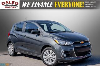 Used 2018 Chevrolet Spark LT / 4 PASSENGER / BACK UP CAM / LOW KMS for sale in Hamilton, ON