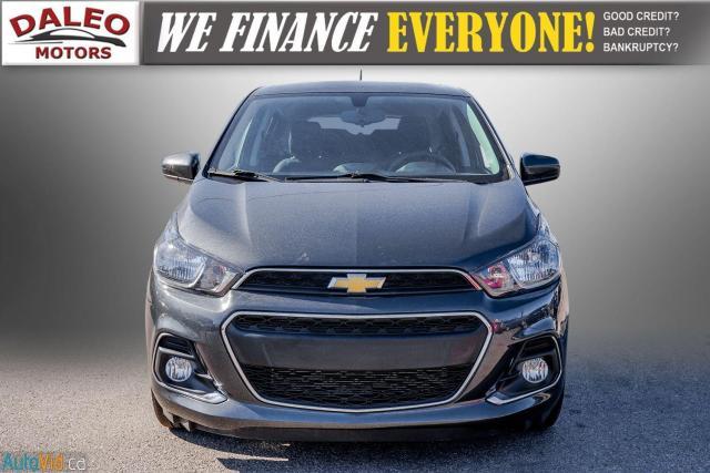 2018 Chevrolet Spark LT / 4 PASSENGER / BACK UP CAM / LOW KMS Photo3