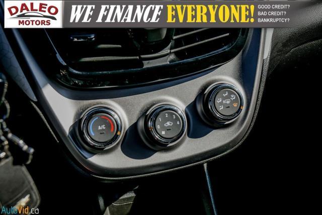 2018 Chevrolet Spark LT / 4 PASSENGER / BACK UP CAM / LOW KMS Photo22