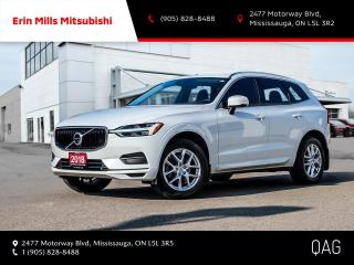 Used 2018 Volvo XC60 T5 Momentum T5 AWD Momentum|NO ACCIDENTS|CAMERA|ROOF|LEATHER|CARPLAY for sale in Mississauga, ON