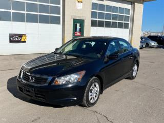Used 2009 Honda Accord Sedan 4dr I4 Auto LX for sale in Caledon, ON