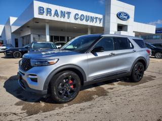 New 2021 Ford Explorer ST for sale in Brantford, ON
