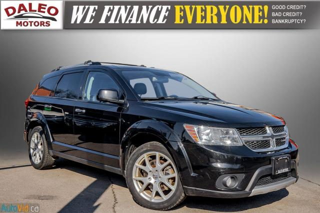 2013 Dodge Journey R/T / BACK UP CAM / HEATED SEATS / LEATHER / PDC Photo1