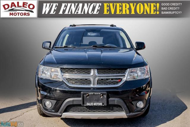 2013 Dodge Journey R/T / BACK UP CAM / HEATED SEATS / LEATHER / PDC Photo3
