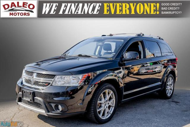 2013 Dodge Journey R/T / BACK UP CAM / HEATED SEATS / LEATHER / PDC Photo4