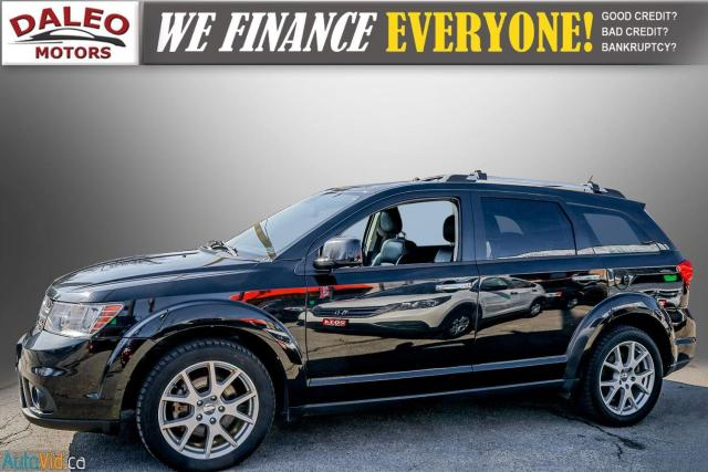2013 Dodge Journey R/T / BACK UP CAM / HEATED SEATS / LEATHER / PDC Photo5