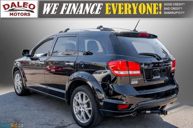 2013 Dodge Journey R/T / BACK UP CAM / HEATED SEATS / LEATHER / PDC Photo6