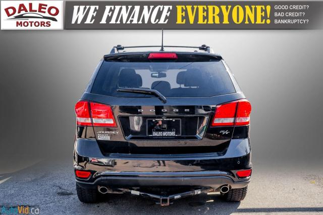 2013 Dodge Journey R/T / BACK UP CAM / HEATED SEATS / LEATHER / PDC Photo7