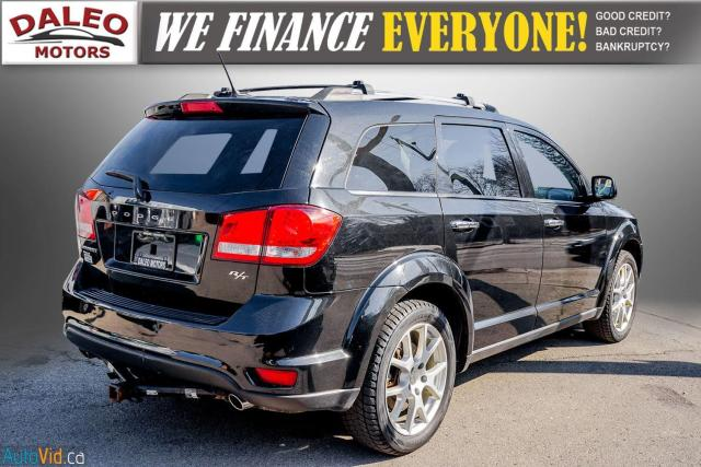 2013 Dodge Journey R/T / BACK UP CAM / HEATED SEATS / LEATHER / PDC Photo8