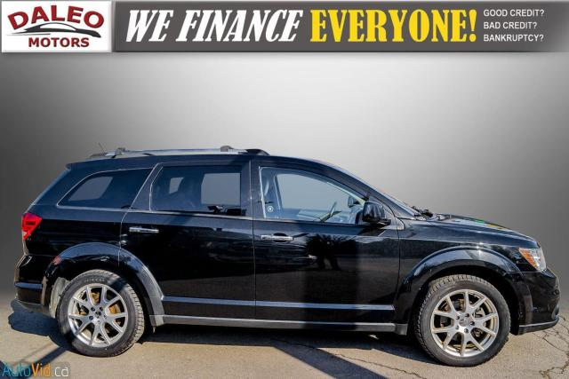 2013 Dodge Journey R/T / BACK UP CAM / HEATED SEATS / LEATHER / PDC Photo9