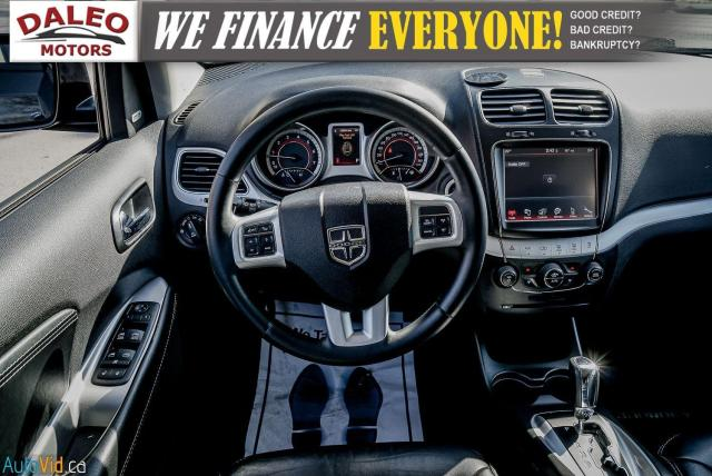 2013 Dodge Journey R/T / BACK UP CAM / HEATED SEATS / LEATHER / PDC Photo14