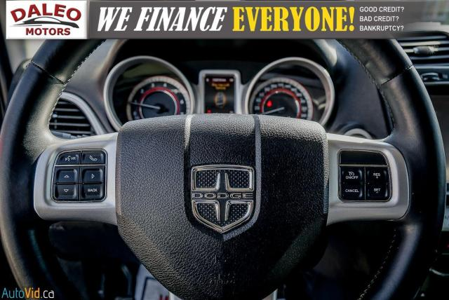 2013 Dodge Journey R/T / BACK UP CAM / HEATED SEATS / LEATHER / PDC Photo20
