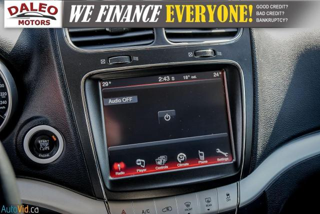 2013 Dodge Journey R/T / BACK UP CAM / HEATED SEATS / LEATHER / PDC Photo22