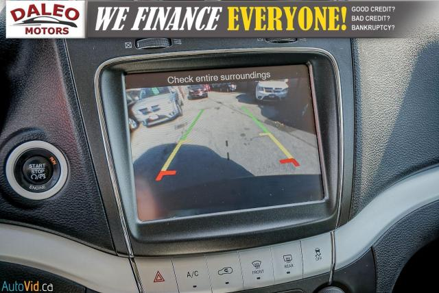 2013 Dodge Journey R/T / BACK UP CAM / HEATED SEATS / LEATHER / PDC Photo23