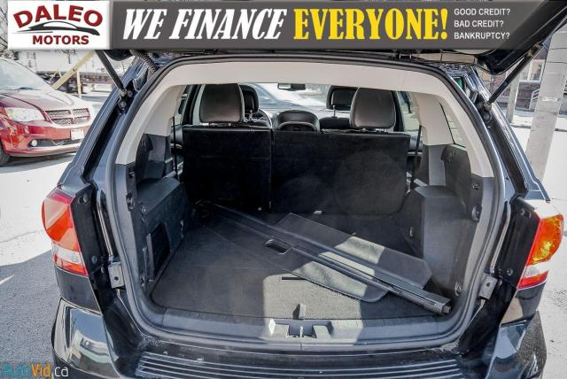 2013 Dodge Journey R/T / BACK UP CAM / HEATED SEATS / LEATHER / PDC Photo27