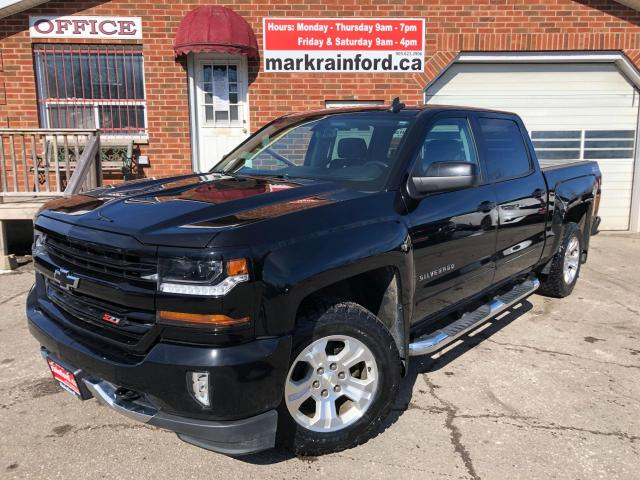2016 Chevrolet Silverado 1500 LT Z71 Crew Cab 4x4 5.3 V8 Back Up Cam Rm Start