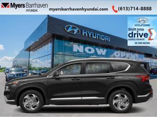 New 2021 Hyundai Santa Fe Preferred AWD  -  Heated Seats - $246 B/W for sale in Nepean, ON