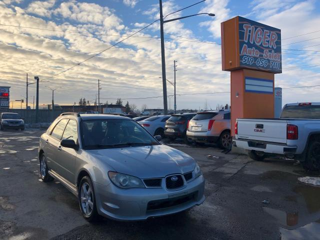2006 Subaru Impreza 2.5i*MANUAL*AWD*WAGON*RUNS GREAT*AS IS SPECIAL