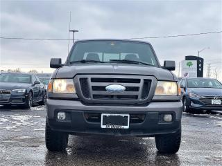 Used 2007 Ford Ranger Very Clean 4X4 Sport |CERTIFIED for sale in Brampton, ON