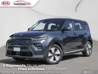 New 2021 Kia Soul EV Premium for sale in Vancouver, BC