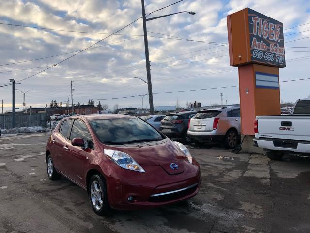 2012 Nissan Leaf SV**FULL ELECTRIC CAR*NAVI*AS IS