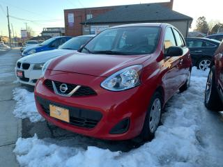 Used 2015 Nissan Micra S for sale in Scarborough, ON