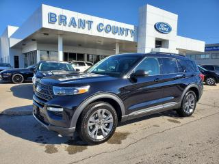 New 2021 Ford Explorer XLT for sale in Brantford, ON