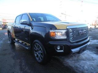 Used 2017 GMC Canyon 4WD Denali for sale in Brampton, ON