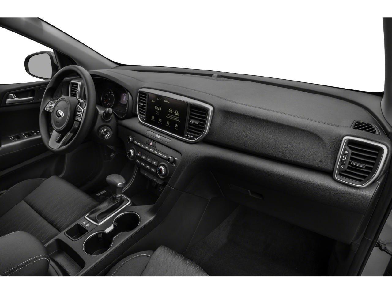 2021 Kia Sportage 2.4L LX FWD