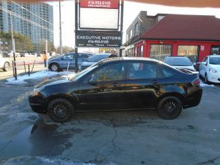 Used 2010 Ford Focus SES/ LEATHER / ROOF / HEATED SEATS / MINT for sale in Scarborough, ON