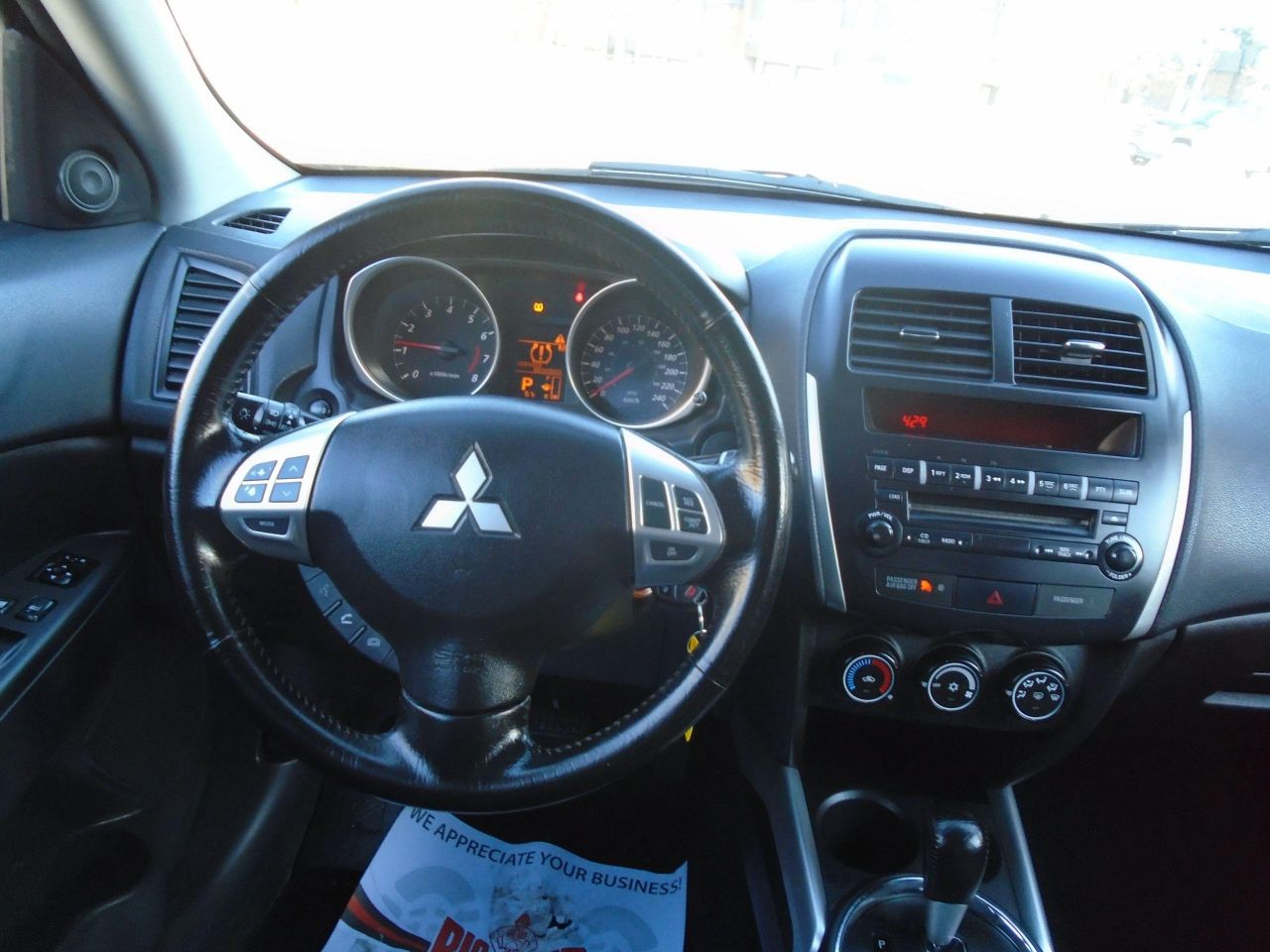 2012 Mitsubishi RVR