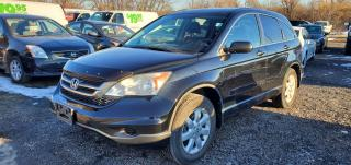 Used 2011 Honda CR-V LX for sale in Concord, ON